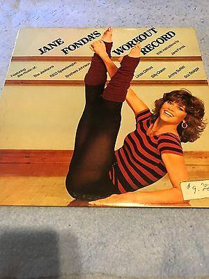 Jane Fonda Workout ,LP