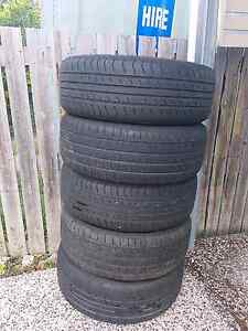 5 Free Tyres - 215 60 r16 Murarrie Brisbane South East Preview
