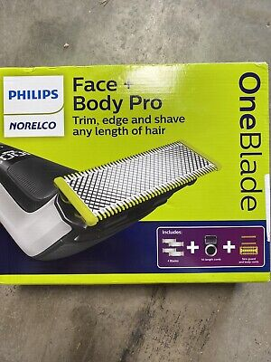 Philips Norelco: Face + Body Pro