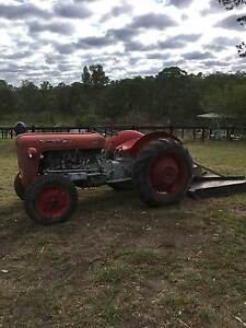 Massey 35 Petrol Tractor Windsor Hawkesbury Area Preview
