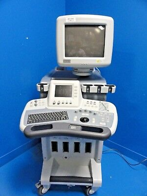 Medison Accuvix Xq Ultrasound System Console Only For Parts 13872