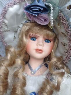 Doll - period dress