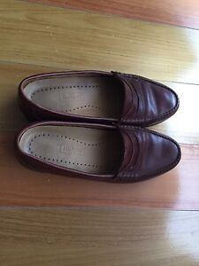 Men leather shoes Rockport size 9 1/2