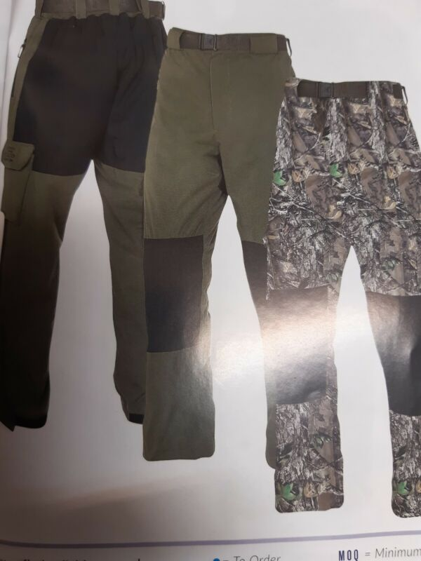 Fladen Authentic Waterproof Trousers. In Cammo Or Green. Very good quality