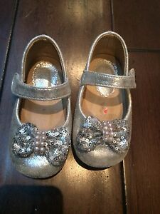 Toddler size 6 party shoes