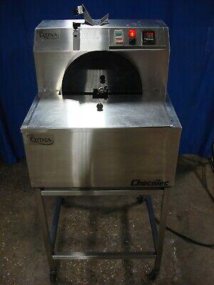 Chocotec Ct40 40lb Professional Chocolate Tempering Wheel Machine