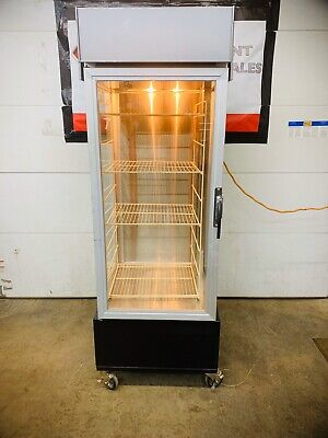 Hatco Pfst-1x Flav-r-savor Pizza Holding Warming Cabinet New Bulbs Testedworks