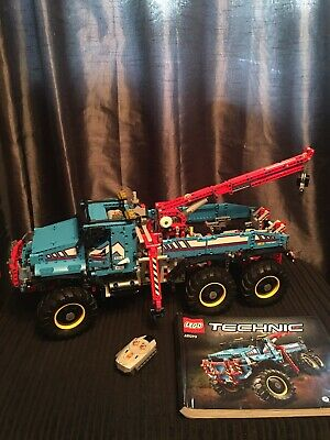 Lego Technic 42070 All Terrain Tow Truck