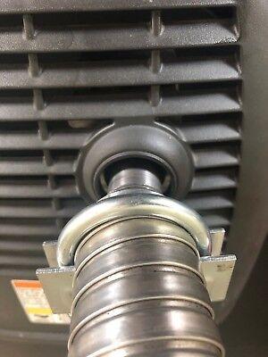 Honda Eu2000i Generator 1-12 Steel Exhaust Extension 8 Foot