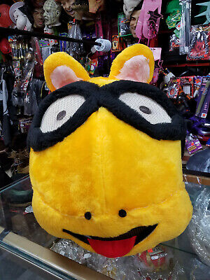 Mascot Character Costume Arthur Aardvark HEAD ONLY Halloween Birthday - Character Halloween Costumes