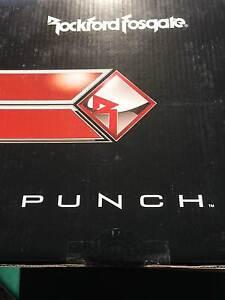 "ROCKFORD FOSGATE PUNCH P1 S4-12"" SUBWOOFERS x 2 Gordon Tuggeranong Preview"