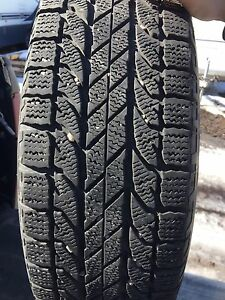 4 tires like new !!