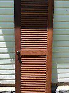 Doors- west red cedar $100.00 Fannie Bay Darwin City Preview
