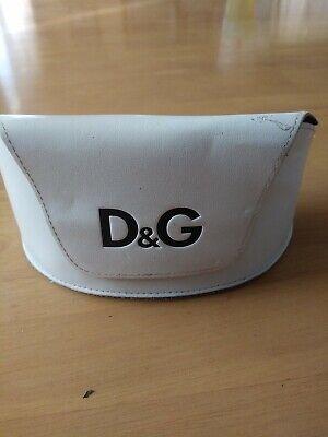 Dolce and Gabbana white glasses (Gucci And Gabbana)