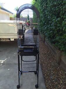 Brand New Bird Cage, oval top cage very nice set up Hillcrest Logan Area Preview