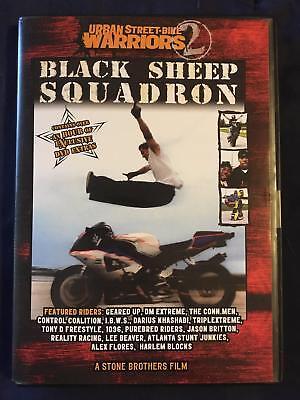 Urban Street-Bike Warriors 2 - Black Sheep Squadron (DVD) - E0331