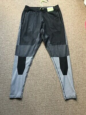 NIKE TECH KNIT LEGGINGS LARGE AR1589-010