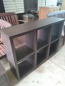 Cube bookcase Alawa Darwin City Preview