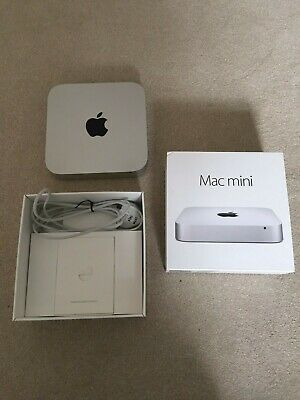 Apple Mac mini A1347 Desktop - MD387B/A (October, 2012)