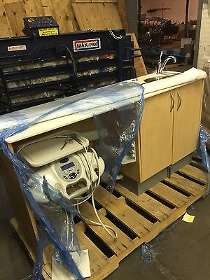 Pelton And Crane Dental Delivery Unit W Side Cabinets Kavo Kl 702