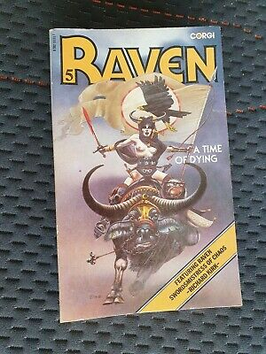 (Good) 0552111317 Raven 5 - A Time of Dying,Kirk, Richard 1979 Mass Market Paper for sale  Shipping to South Africa
