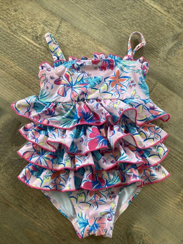Monsoon Baby Girl Swimming Costume 12-18 Months