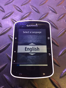 Almost new Garmin edge 520