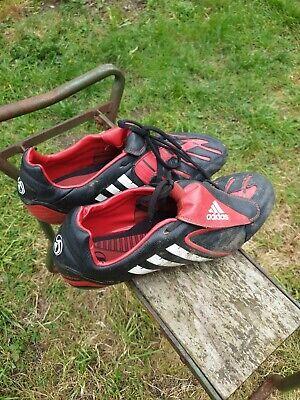 Mens Adidas Predator TRX SG Rare Football Boots Size UK 11
