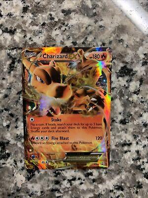 Charizard EX XY29 Ultra Rare Holo Pokemon Black Star Promo