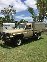 1990 Toyota LandCruiser Coupe Gum Flat Inverell Area Preview