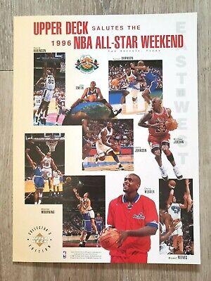 1996 Upper Deck NBA All-Star Weekend Collectors Edition 8