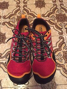 Merrell work out shoes