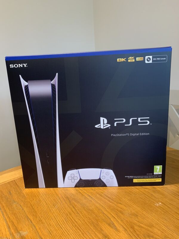 Sony+PlayStation+5+%7C+PS5+%7C+Console+Digital+Edition+%7C+New+%7C+RM+Special+delivery