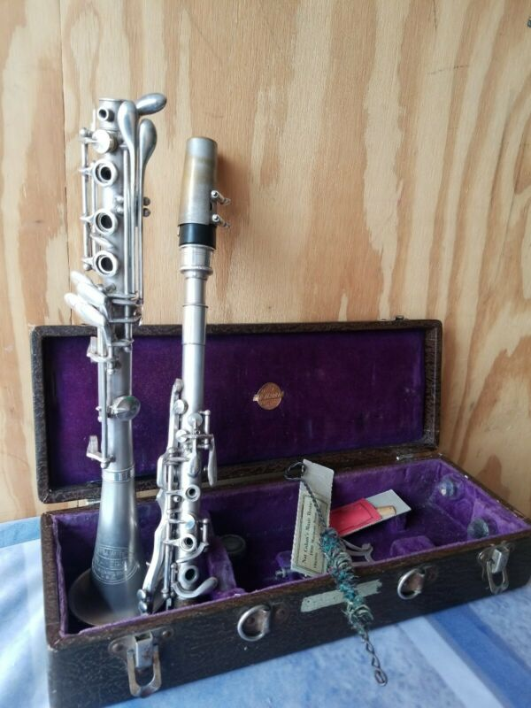 Brilliante Panamerican Clarinet 1920