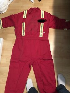 52T FR Coveralls Brand New