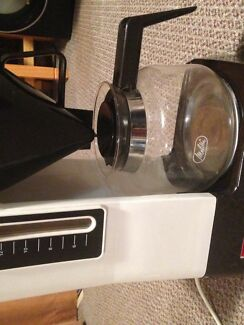Vintage Breville coffee maker