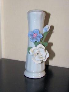Single stem flower vase home decor diy flowers display home house elegant living ebay Diy home decor flower vase