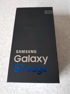 Samsung Galaxy S7 Edge Brand New In Box