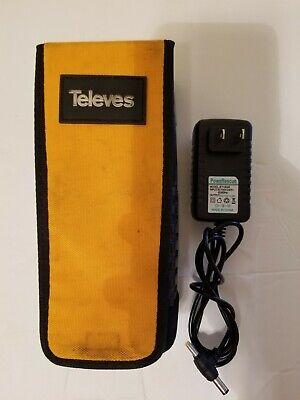 Televes 593101 H30 Catv Meteranalyzer