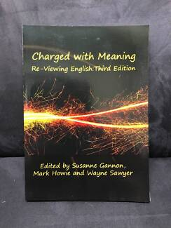 Charged With Meaning: Re-Viewing English textbook