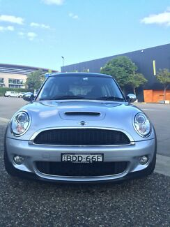 Mini hatch Cooper s Chilli auto R56 2007 turbo intercooler