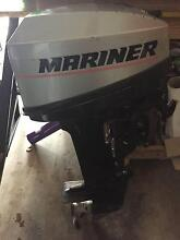 6HP Mariner Outboard Motor (not running) Broadbeach Waters Gold Coast City Preview