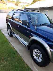 1999 Mitsubishi  challenger 4x4 Warrawong Wollongong Area Preview