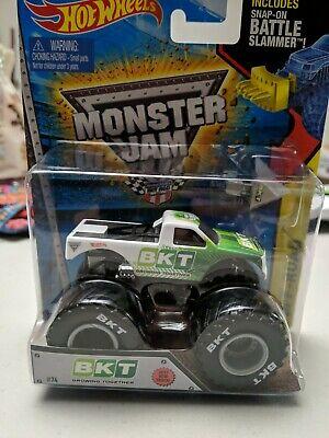BKT Hot Wheels Monster Jam with Battle Slammer 2014 #74