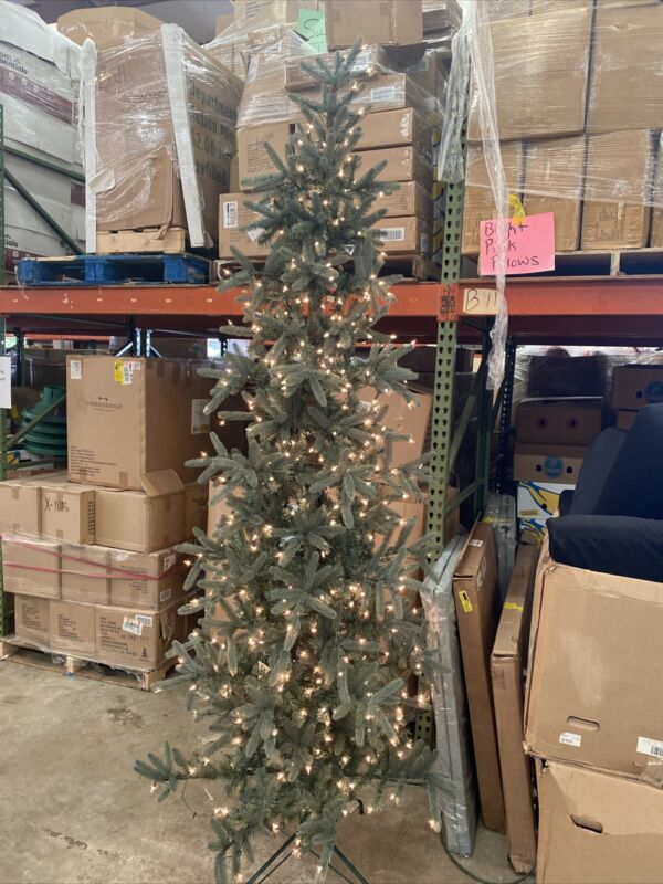 Hearth &Hand With Magnolia 9' Prelit Christmas Tree 500 Lights Clear