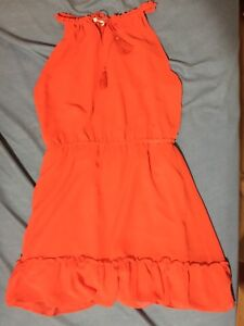 Coral dress from Sweet Pea Boutique (size large)