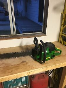 John deer chainsaw