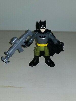 DC Super Friends Imaginext BATMAN Green Pants Figure Mystery Bag Series 7 Loose