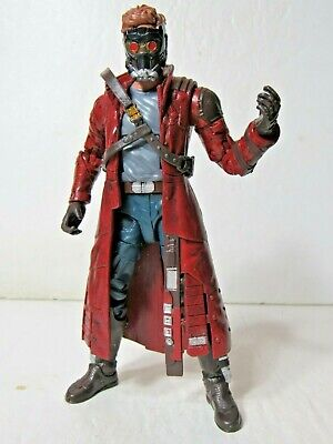 "Marvel Legends Guardians of the Galaxy BAF Groot series Star-Lord 6"" figure"