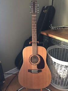 Norman 12 string guitar